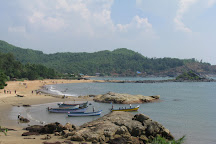 Om Beach, Gokarna, India