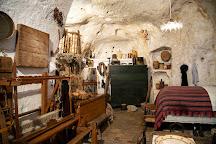 Casa grotta del Casalnuovo, Matera, Italy