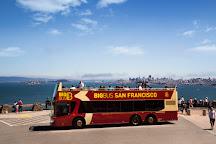 Big Bus Tours, San Francisco, United States