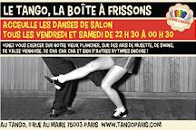 Tango Boite a Frissons, Paris, France