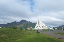 The Museum of Prophecies  in  Skagastrond, Skagastrond, Iceland