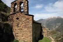 Iglesia de San Miquel de Fontaneda, Fontaneda, Andorra