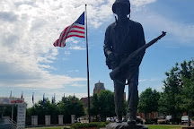 Hopkins County Veterans Memorial, Sulphur Springs, United States