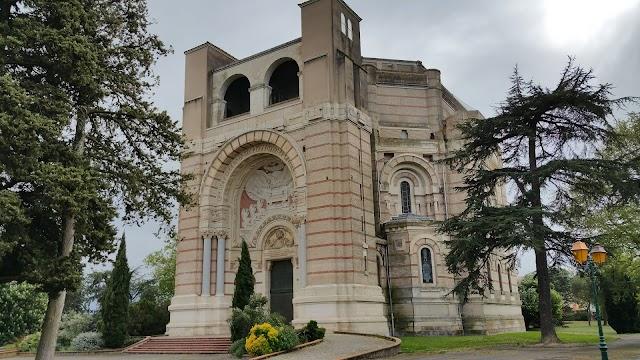 Basilique Sainte-Germaine de Pibrac