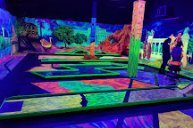 Neonis - 3D Blacklight Minigolf Budapest, Budapest, Hungary