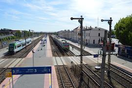 Железнодорожная станция  Białystok