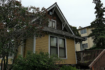 Oscar Anderson House Museum, Anchorage, United States