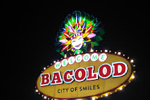 Bacolod City Welcome Marker, Bacolod, Philippines