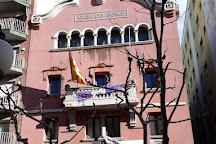 Casa del Poble, Blanes, Spain