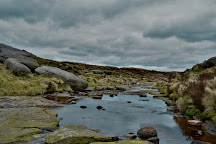 Kinder Scout, Peak District National Park, United Kingdom