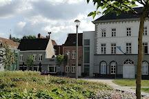 Groeningepoort, Kortrijk, Belgium