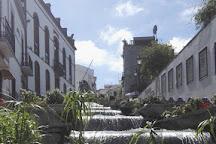 Paseo de Gran Canaria, Firgas, Spain