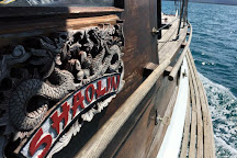 Shaolin Junk Cruises, Cairns, Australia