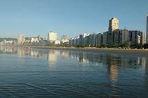 Boqueirao Beach, Santos, Brazil