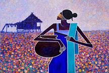 Ngapali Art Gallery, Thandwe, Myanmar