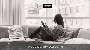 Washpro - Laundry Pickup Service | Residential & Commercial