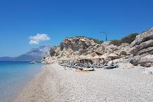 Kaladakia Beach, Marathokampos, Greece
