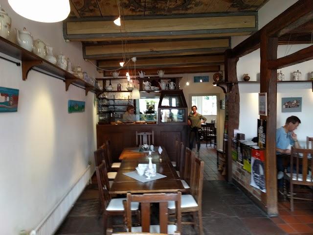 Cafe im Goebenhaus