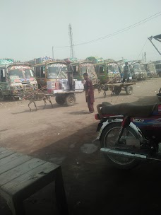 General Bus Stand jhang