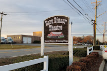 Visit The Barn Dinner Theatre on your trip to Greensboro