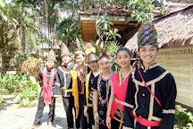 Monsopiad Cultural Village, Kota Kinabalu, Malaysia