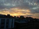 Общежитие БГПУ № 5, Коммунистическая улица, дом 22А на фото Уфы