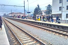 Железнодорожная станция  Brno Dolni Nadrazi
