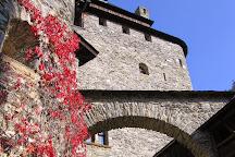 Burg Finstergrün, Ramingstein, Austria