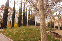 Parc de Carles I, Barcelona, Spain