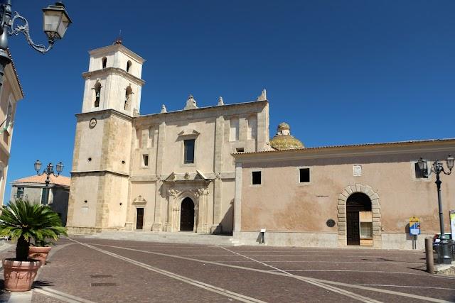 Cathédrale de Santa Severina