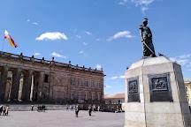 Bolivar Square, Bogota, Colombia