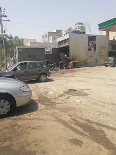 Car Wash & Oil Chang karachi