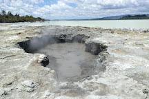 Sulphur Point, Rotorua, New Zealand