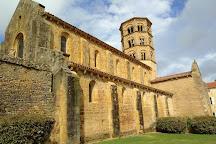 Eglise Notre-Dame-de-l'Assomption d'Anzy-le-Duc, Anzy-le-Duc, France