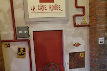 La Cave Rouge, Live Escape Game, Thuir, France