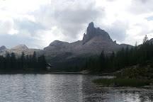 Lago di Federa, Cortina d'Ampezzo, Italy