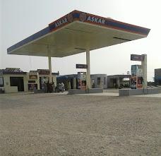 Dahoot Petrol Pump larkana