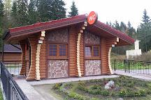Ruskeala Mountain Park, Ruskeala, Russia