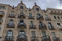 Casa Calvet, Barcelona, Spain