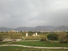 Track along Margalla Road islamabad