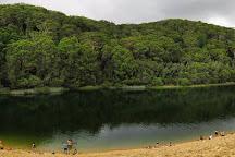 Lake Wabby, Fraser Island, Australia