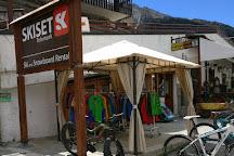 Telemark Ski Hire, Champoluc, Italy