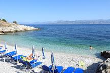 Kanoni Beach, Kassiopi, Greece