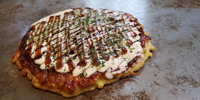 Okonomiyaki Parco
