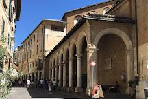Palazzo del Capitano del Popolo, Orvieto, Italy