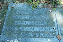 Jewish Cemetery (Cmentarz Zydowski), Warsaw, Poland