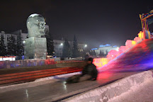 Monument to Lenin, Ulan-Ude, Russia