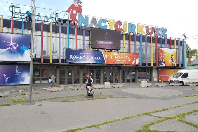 Capital Circus of Budapest, Budapest, Hungary