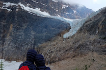 Angel Glacier, Jasper National Park, Canada