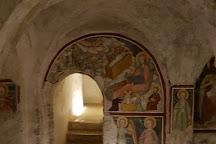 Cripta romanica del Sacro Monte, Varese, Italy